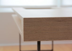 Volume Coffee Table 500 Click For More Info This Piece Is Constructed Using Baltic Birch Plywood